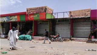 العصيان المدني في السودان