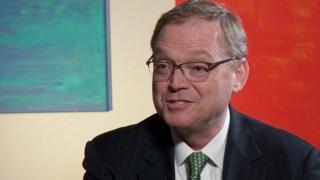 Ông Kevin Hassett, Chủ tịch Hội đồng Cố vấn Kinh tế của Tổng thống Donald Trump