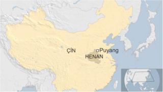 Çin'de izdiham