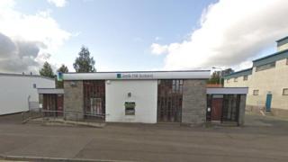 TSB in Dunearn Drive in Kirkcaldy