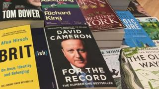 in_pictures David Cameron autobiography