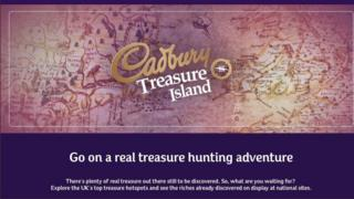 Cadbury treasure hunt ad labelled 'stupid' by archaeologists
