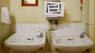 World Toilet Day: Many UK workers 'lack decent facilities'