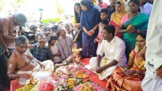 চেরাভাল্লির মসজিদে যখন হিন্দু রীতিতে বিয়ে হচ্ছে