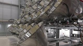 জার্মানির বিজ্ঞানীরা উদ্ভাবন করেছেন বিশ্বের সবচেয়ে বড় আকৃতির কৃত্রিম সূর্য