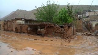 وعده دوماهه دولت ایران برای تامین خسارت سیلزدهها