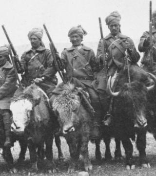 World War One: Six extraordinary Indian stories