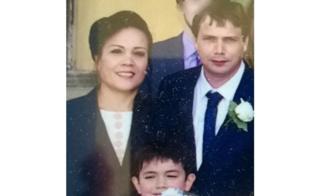 Missing Goodman family