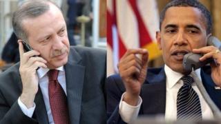 Cumhurbaşkanı Erdoğan ve ABD Başkanı Obama