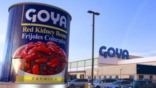 Foto da sede da Goya Foods