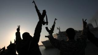 Libya savaşçı