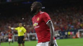 Mshambuliaji mpya wa Manchester United Romelu Lukaku