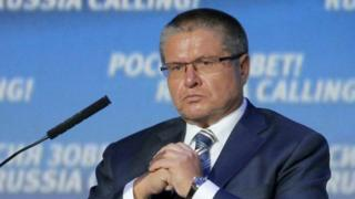 Aleksey Ulyukaev pora olishda gumonlanib hibs qilingan