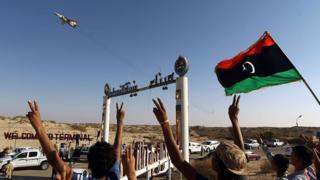 مقاتلات ليبيا