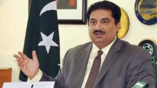 पाकिस्तान के रक्षा मंत्री