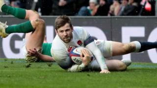 Daly scores for England