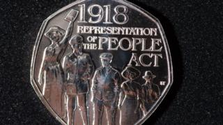 Special 50p piece to mark the anniversary