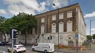 Albert Hall, Swansea