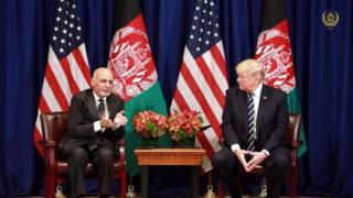 اشرف غنی در نطق سازمان ملل از استراتژی تازه آمریکا استقبال کرد