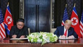 Hoa Kỳ, Bắc Hàn