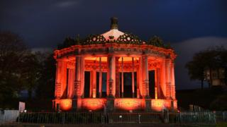 The Orangerie Conservatory at Dalkeith Country Park