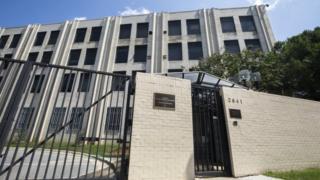 وزارت امور خارجه روسیه میگوید نگران است که سازمان های امنیتی آمریکا برای بدنام کردن روسیه اقلامی را در این ساختمان جاسازی کنند