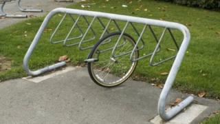 Çalınmış bisiklet