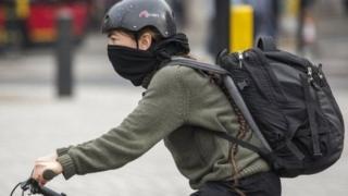 ظاهرة تلوث المدن