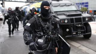 Fransa seçim güvenliği
