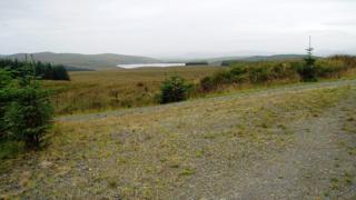 Glenshimmeroch Hill