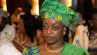 Mme Madueke est accusée de corruption et nombre de ses biens ont été confisqués ces dernières semaines.
