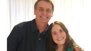 A trajetória de Regina Duarte na política, do 'estou com medo' ao convite para integrar governo Bolsonaro