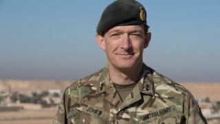 Maj Gen Rupert Jones