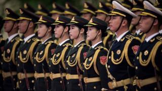 中国人民解放军仪仗队