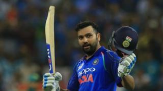 रोहित शर्मा, भारतीय क्रिकेट संघ,