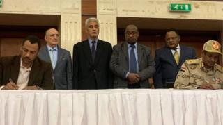 Sudan anlaşma