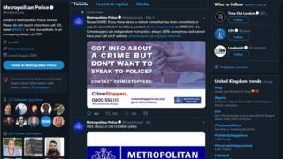 Teenagers arrested over hacks to Met Police website