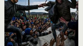 Беженцы (Маурисио Лима)