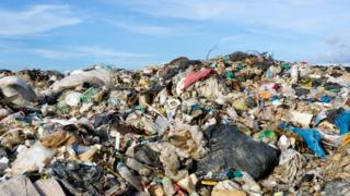 Waste material (file image)