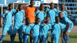 Timu ya vijana ya Serengeti Boys kutoka Tanzania