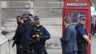 بازداشت مظنون لندن