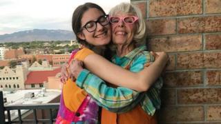 Taryn Everdeen and Carolyn Meyer