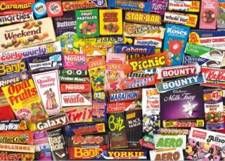 Why are retro sweets tasting success?