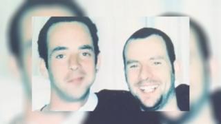 Darren and Jeremy Thomas