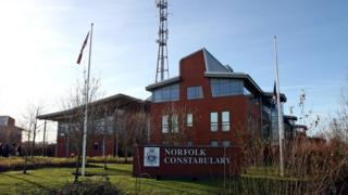 Norfolk Constabulary headquarters
