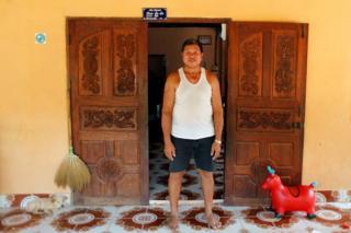 लाओस में केले की खेती