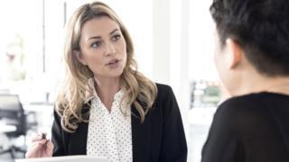 Женщина-босс