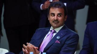 Katar Emiri Temim bin Hamad es-Sani