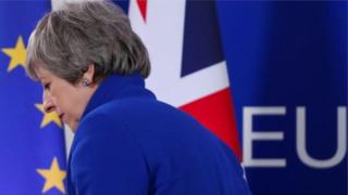 Theresa May Brexit Breksit Tereza Mey Teresa May Ingilltərə UK Böyük Britaniya