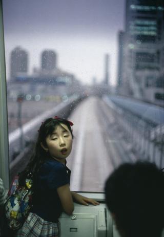Токійське метро, Японія, 1996 рік